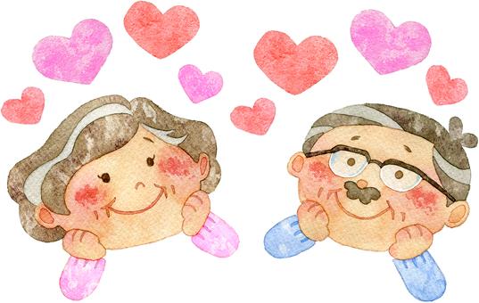 Chestnut Grandpa & Grandma