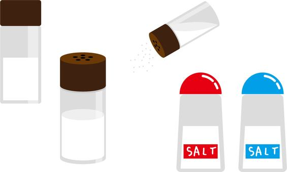 Salt ~ type G ~