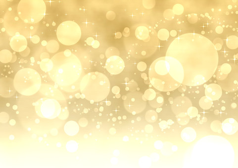 Glitter background champagne gold