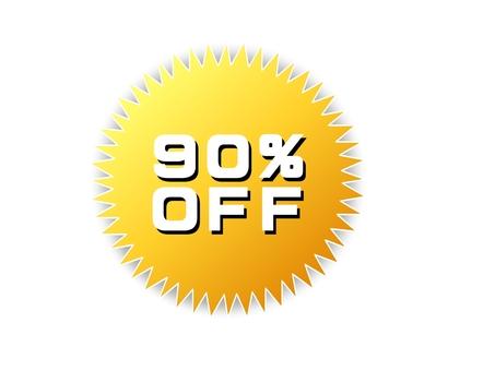 90% offpop