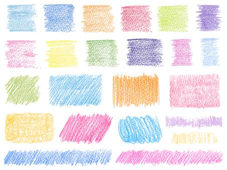 Color pencil material 4