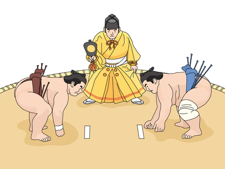 Grand Sumo wrestling (initiatives)