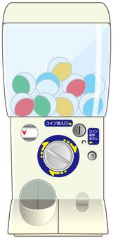 캡슐 토이 자판기