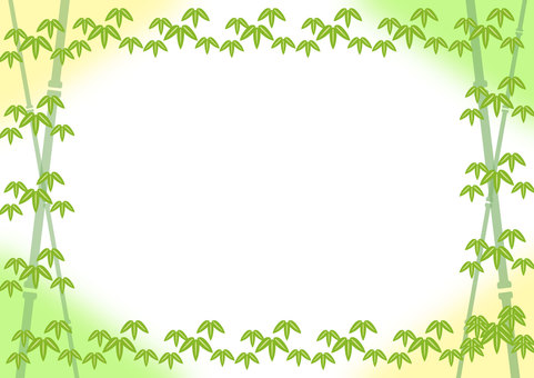 bamboo _ bamboo grove frame 3