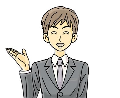 AK suit male 8