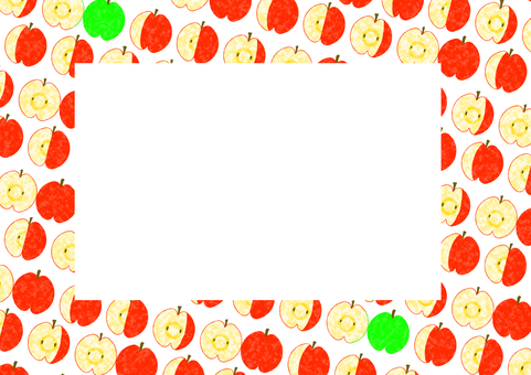 Apple frame
