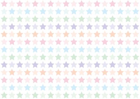 Star Background Star ★ Pastel 1