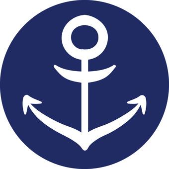 Rough icon anchor