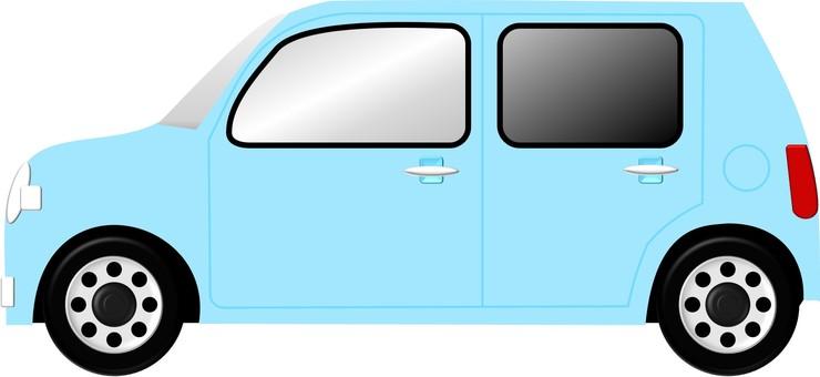 Car (Blue)