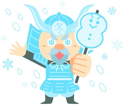Winter generals big cold wave