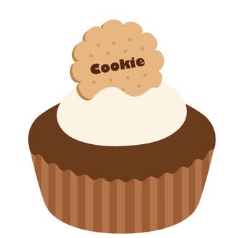 Cupcakes (cookies)