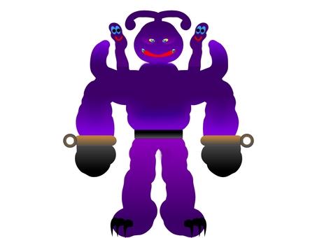 The strongest devil