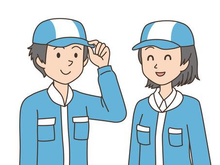 Character / male / female / operator