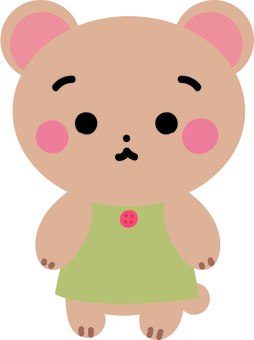 Bear (Usu tea)