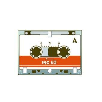 Cassette tape 4
