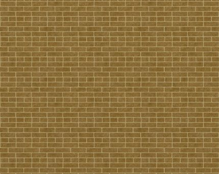 Texture Background material Brick Ocher