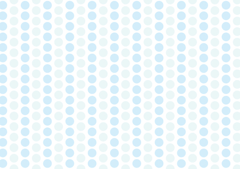 Small polka dot blue