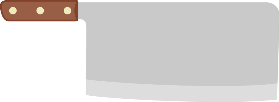 조리기구 중화 식칼
