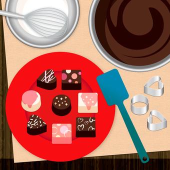 Make chocolate