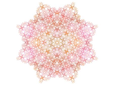 花園2(粉紅色)