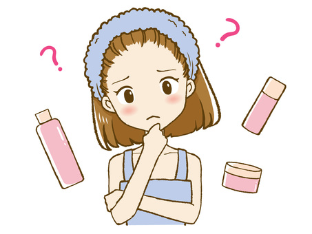 Women who have trouble choosing skin care goods