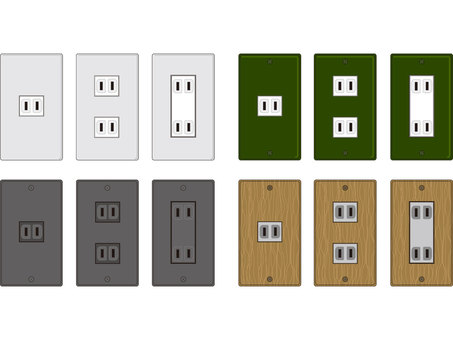 outlet plate outlet