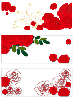 Rose card 1
