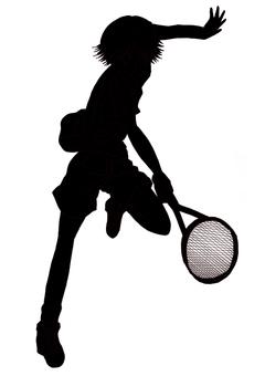 Silhouette (tennis)
