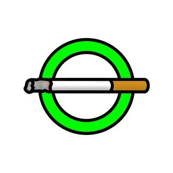 Smoking OK (outline included)