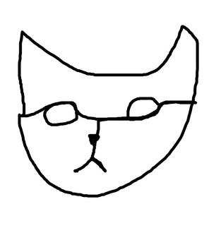 A stroke of a cat
