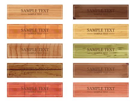 Wood board material