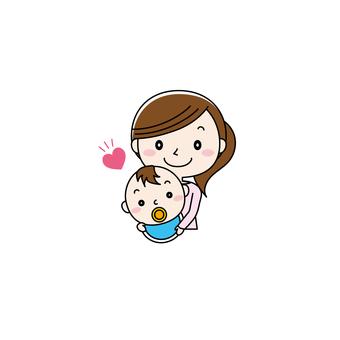 Parent-child 01 baby