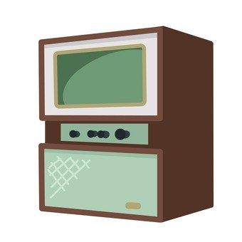레트로 텔레비전 (1)