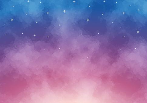 落日的天空02