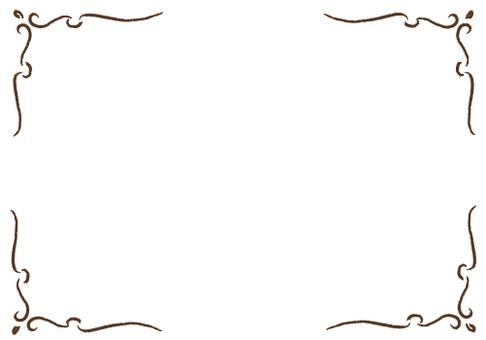 Card frame 2