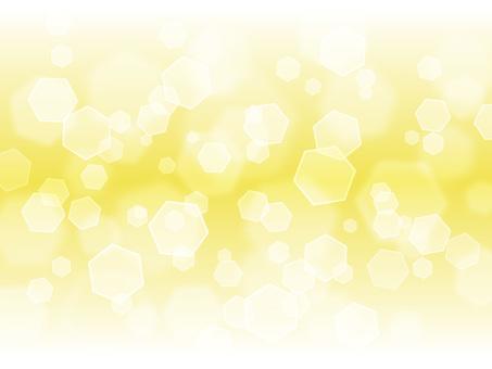 Hexagonal light · yellow