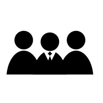 픽토그램 (회의)