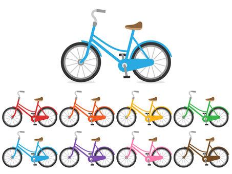 自転車_カゴ無し