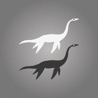 Business Icon (Plesiosaur)