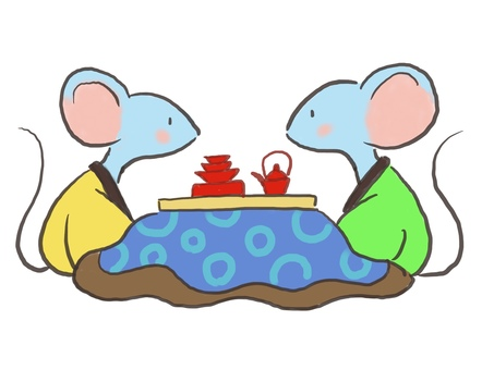 Mouse New Year 3