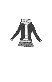 Fashion design uniform