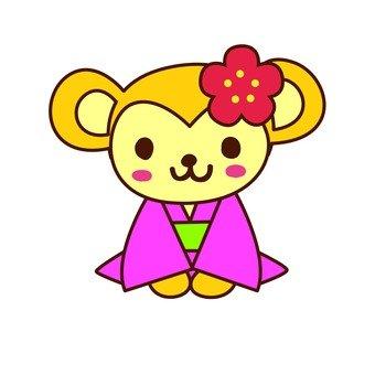 猴問候(2)