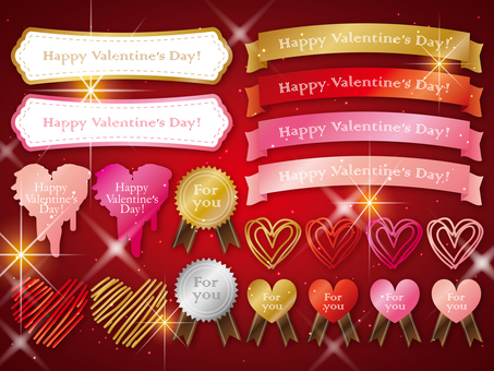 Valentine image 013 with character
