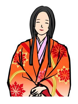 Sengoku period princess 2 waist