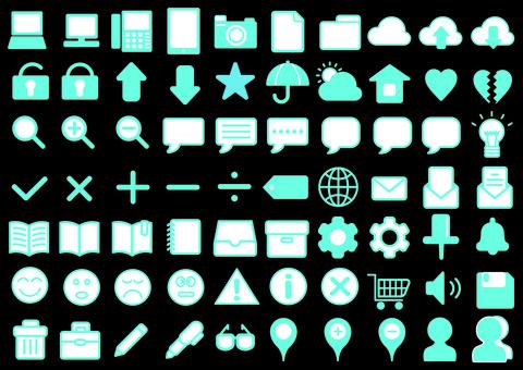 Basic Simple Icon 01
