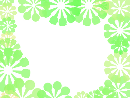 花枠(緑)