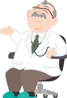 의사 닥터 의사 의료