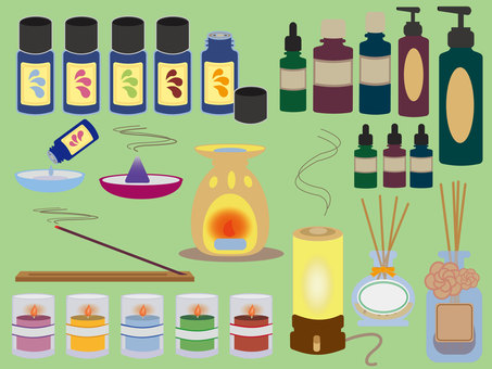 Aroma goods ①