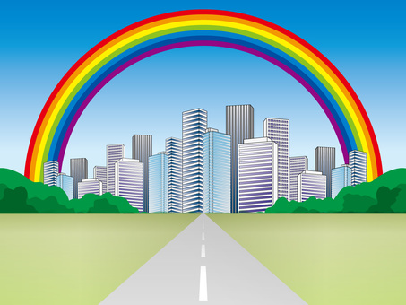 Road Chapter 9 Urban Building Streets and the Rainbow