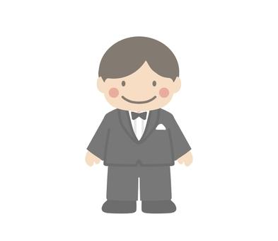 Tuxedo appearance 1